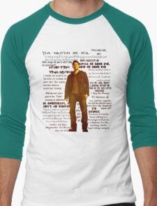 Dean Winchester quotes - red T-Shirt