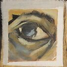 Painted Eye by Claire Elford