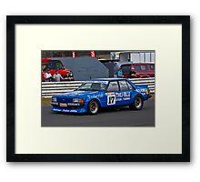 Dick Johnson Tru Blu XD Falcon GpC Framed Print