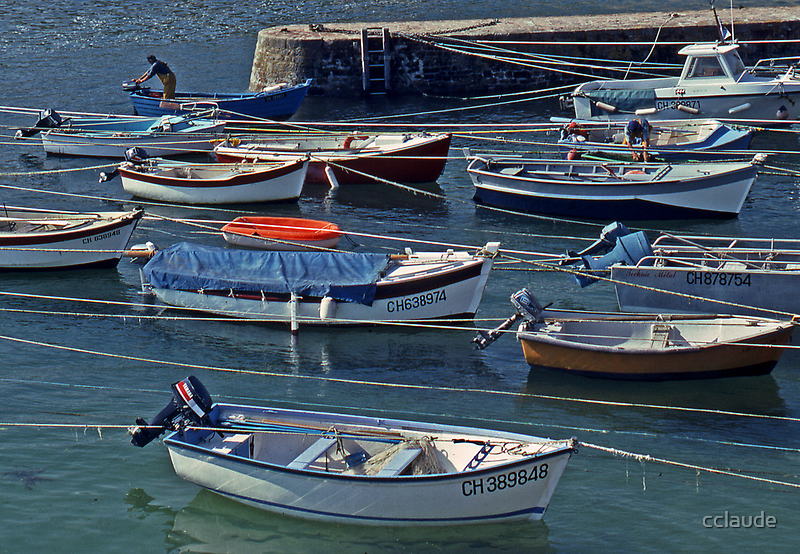 Row, row, row your boat by cclaude