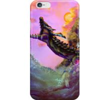 Lagiacrus iPhone Case/Skin