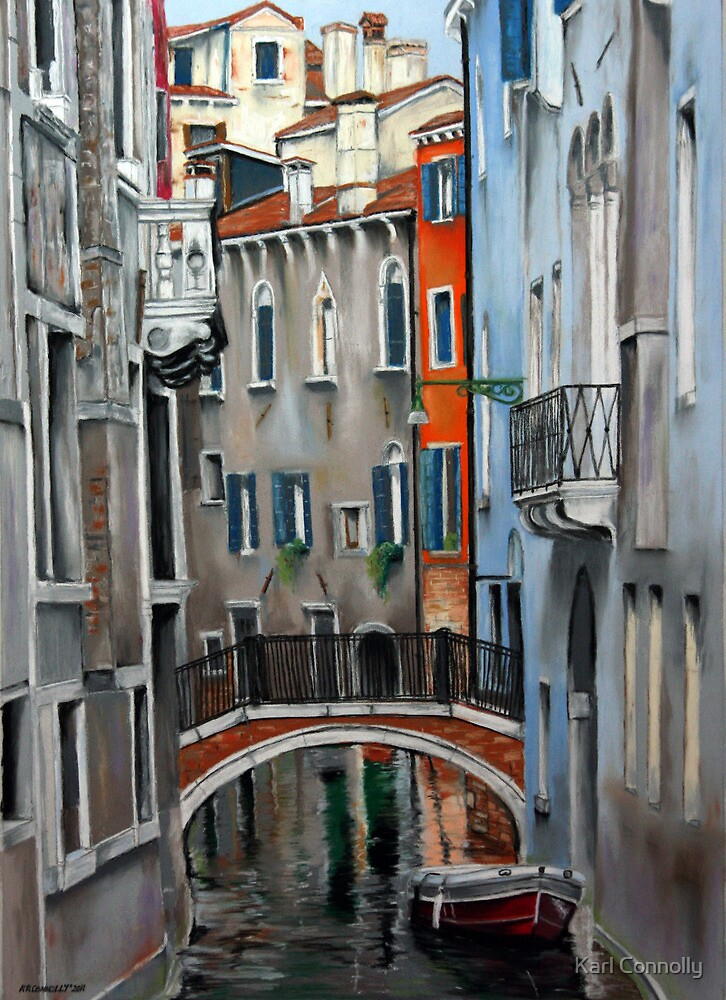 Venice by Karl Connolly