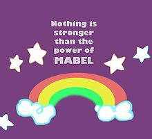 The Power of Mabel by mokacat