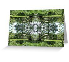 Kaleidoscope - Tree Series Summer Greeting Card