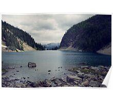 Lake Agnes Poster