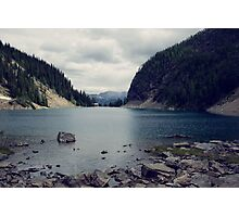 Lake Agnes Photographic Print