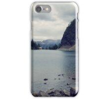 Lake Agnes iPhone Case/Skin