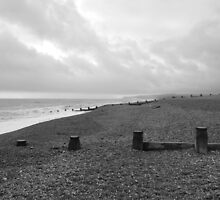 Winchelsea Beach. January 2011. by Rob73
