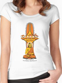 Bodhi's Surf Shop Women's Fitted Scoop T-Shirt