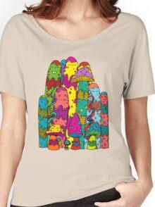 Hongos Women's Relaxed Fit T-Shirt