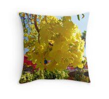 Primavera - Springtime in Vallarta Throw Pillow