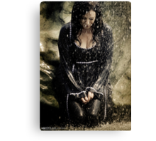 Dreams of Death [Mary McDonnell] Canvas Print