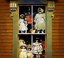 Dollhouse Gothic by RC deWinter