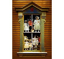 Dollhouse Gothic Photographic Print