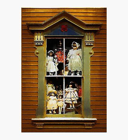 Dollhouse Gothic Photographic Print