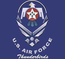 Thunderbirds Logo for Dark Colors Unisex T-Shirt