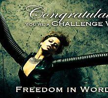 Freedom Challenge Winner Banner Entry by David Weber