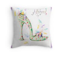 Atishoe Throw Pillow
