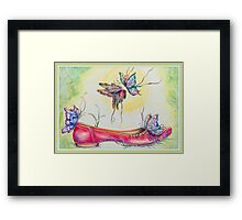 Lost Property Framed Print