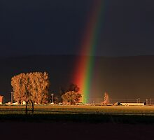 Summer Rainbow by Larry Turner