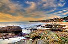 Beach Odyssey by Eddie Yerkish