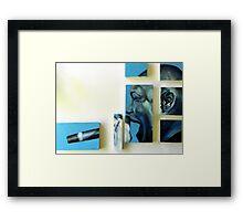 Howard Jones Framed Print