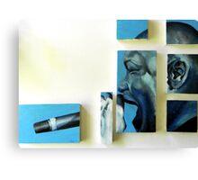 Howard Jones Canvas Print