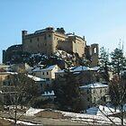 BARDI, LA FORTEZZA SULLA ROCCA . FINE SECOLO IX(899)--italy----2200 visualizz. gennaio 2013---featured in RB EXPLORE 18 marzo 2012 --- by Guendalyn