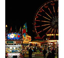 Fun at the Fair Photographic Print