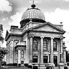 First Presbyterian Church, Orange Texas by SuddenJim