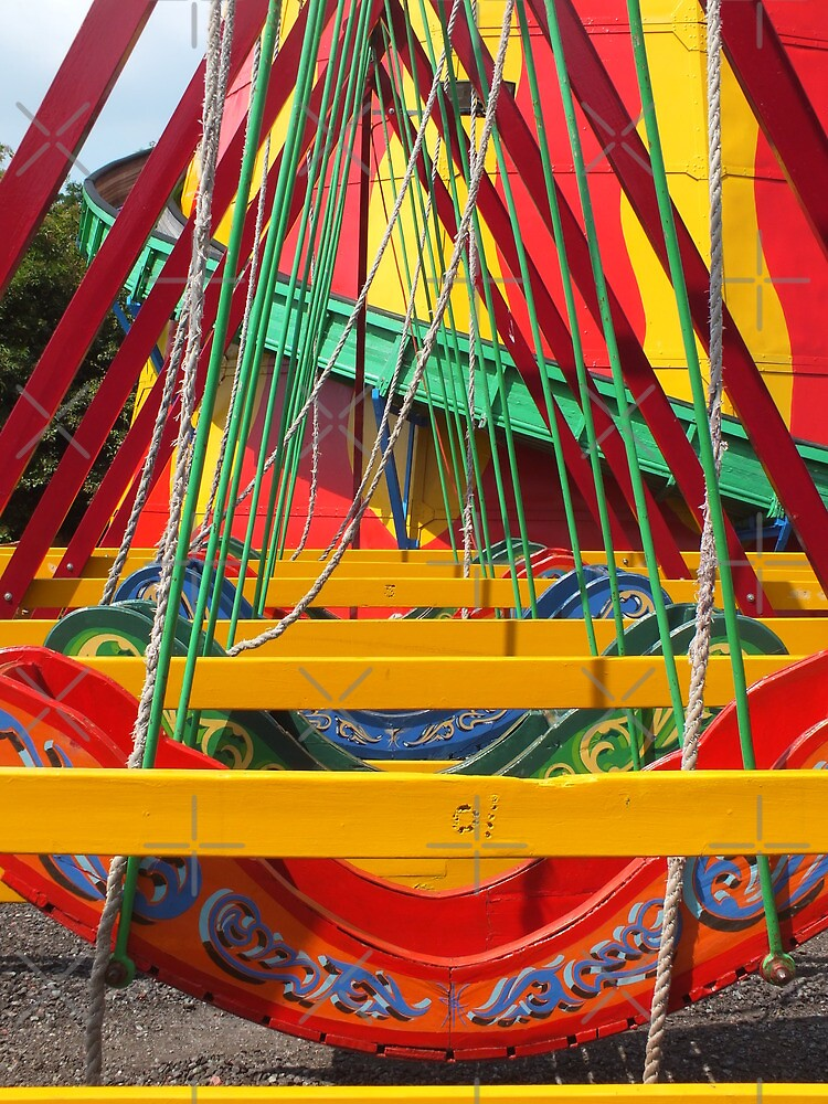 Swing Boats by Yampimon