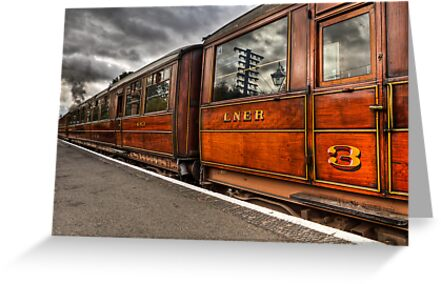 All Aboard by Adrian Evans