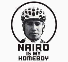Nairo is My Homeboy : TDF Yellow Kids Clothes