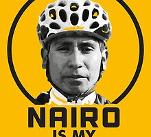 Nairo is My Homeboy : TDF Yellow by finnllow