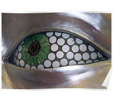 """""""Green Env-eye"""" Poster"""