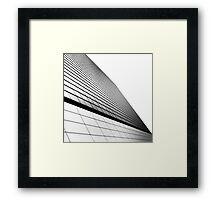 facade xxii Framed Print