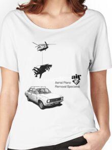 Careless Air Women's Relaxed Fit T-Shirt