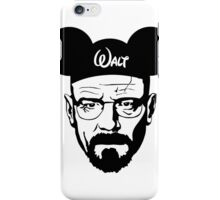 Heisenberg - Walter Mouse iPhone Case/Skin