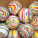 """Like"" a rubber ball by Merice  Ewart-Marshall - LFA"