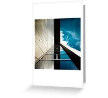 facade xvii Greeting Card
