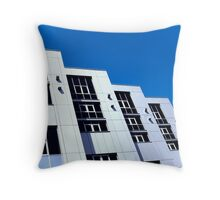 Appearance office building Throw Pillow
