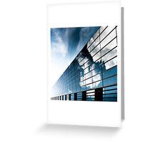 facade xx Greeting Card