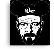 Heisenberg - Walter Mouse Canvas Print
