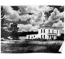 Old Rural Estate Poster