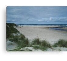 Port Marsh Strand Canvas Print