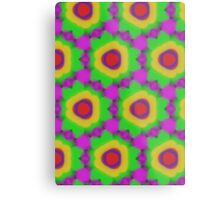 Kaleidoscope Candy Abstract Metal Print