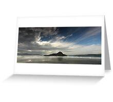 Bana Beach - Co Kerry Ireland Greeting Card