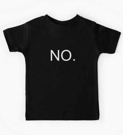 No Kids Tee
