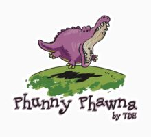 Phunny Phawna - Crocodile One Piece - Short Sleeve