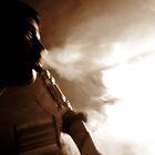 smoking water pipe by agawasa